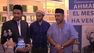 Argentina Ahmadi Muslims garner media attention