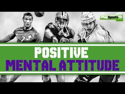 Developing a Positive Mental Attitude in Young Athletes