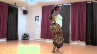 Flavour - Ada Ada dance 8 months pregnant
