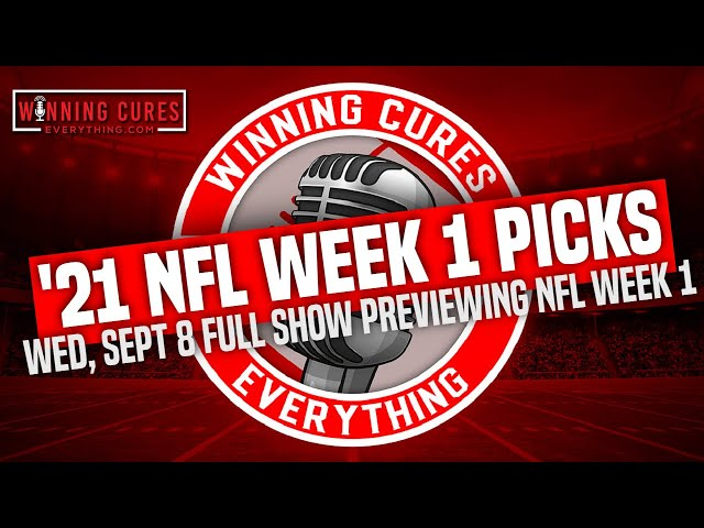 9/8 NFL Week 1 Previews & Picks Against the Spread, Randy Edsall out, Cincinnati CFP chances