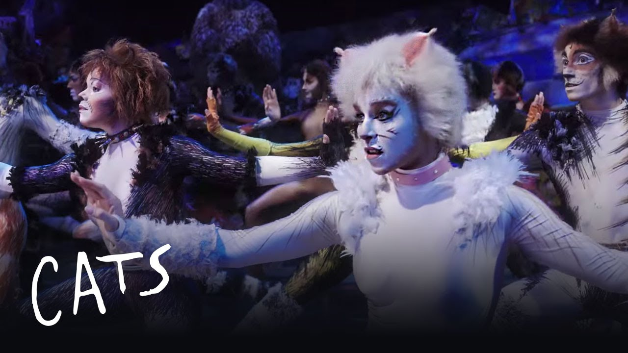 Cats The Musical 2016 Youtube