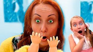 Мама и Папа обманули детей? Катя и Ростя придумали наказание! Челлендж на Мы Семья