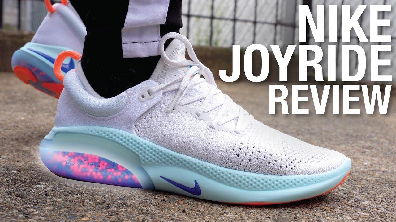 Nike Joyride Run Flyknit Review \u0026 On Feet