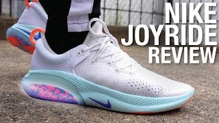 Nike Joyride Run Flyknit Review & On Feet