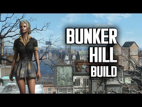 Bunker Hill Efficiency Build - Fallout 4 Settlements