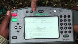 G-858/Backpack (Field Survey) Video