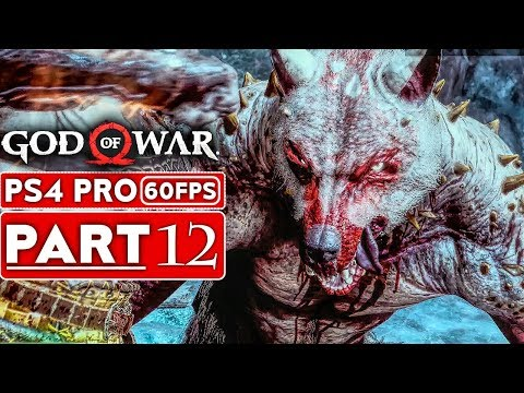 GOD OF WAR 4 Gameplay Walkthrough Part 12 [1080p HD 60FPS PS4 PRO] - No Commentary