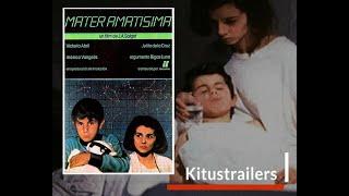 Mater Amatisima (Trailer en Castellano)
