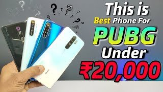 This Is the Best Phone For Pubg