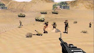 BEACH HEAD: DESERT WAR - Steam Game Trailer