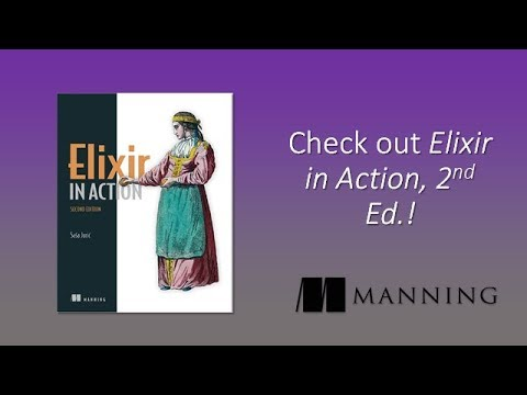 Manning Elixir In Action Second Edition