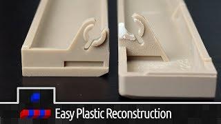 How to Fix Broken Abs Plastic