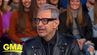 The world of Jeff Goldblum's new Disney+ show l GMA