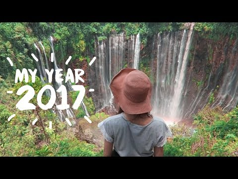 Globe in the Hat #My Year 2017