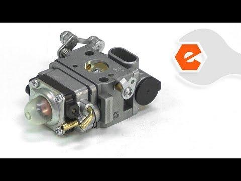 Backpack Blower Repair - Replacing the Carburetor (Echo Part # A021001642)