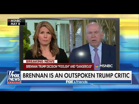 Gen. Tata: 'Communist John Brennan' Never Should Have Had a Security Clearance