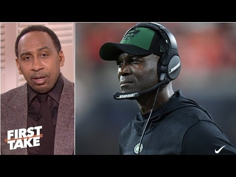 Is Todd Bowles time with the New York Jets over?  First Take