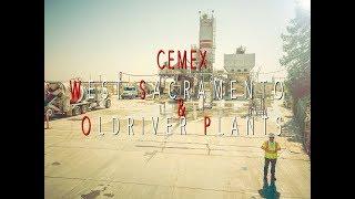 Cemex West Sacramento & Oldriver Plants