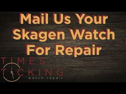 Skagen Watch Repair