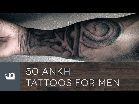 50 Ankh Tattoos For Men