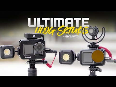 Repeat Do Mic Adapters Work On DJI Osmo Action?! by