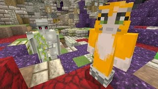 Minecraft Xbox - Herocriptic II - Release The Golem! - Part 4