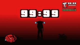 Никогда не ставь время 99:99 в GTA San Andreas...😱