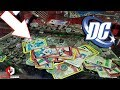 Superhero and Villain Arcade Game! | DC Comics Coin Pusher at Round1 | Game Card Wins | ClawD00d