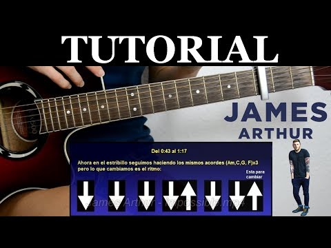 Impossible Guitar Chords - James Arthur - Khmer Chords