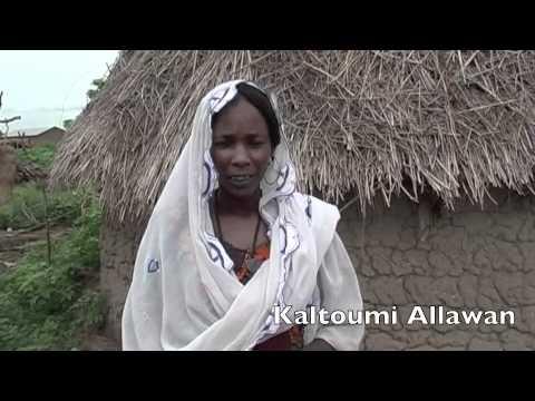 SOS SAHEL Cameroun forage de Salé