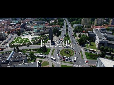 Rzeszów z lotu ptaka - Dron.Rzeszow.pl