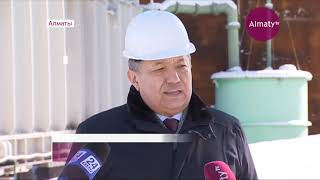 Электроподстанция Ерменсай заработала в полную мощь в Алматы (22.02.19)