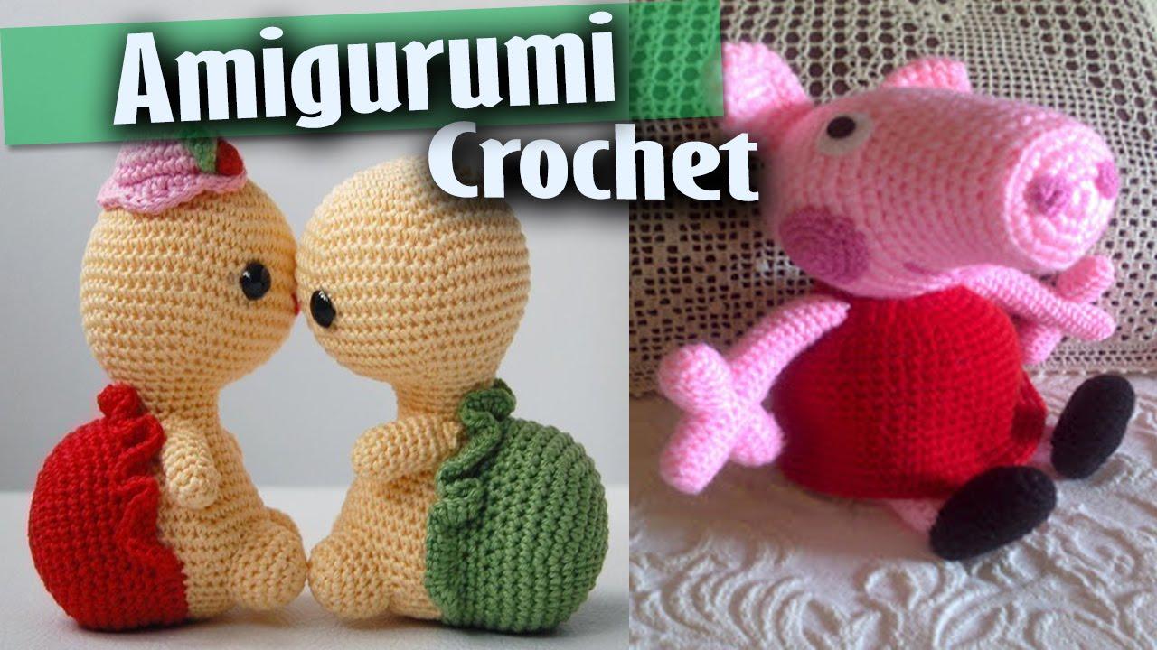 Patron Amigurumi Peppa Pig Grande : Amigurumi Tejidos a Crochet - ( Disenos Peppa Pig, Minions ...
