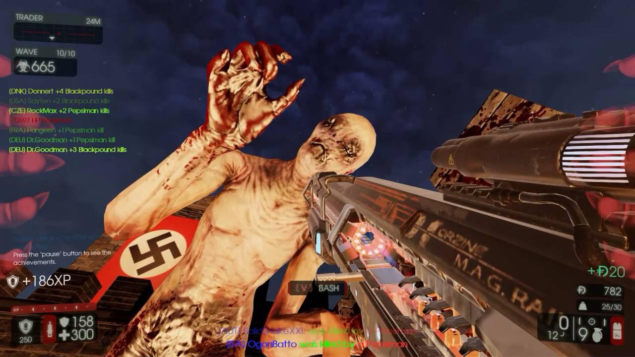 Killing Floor 2 Custom Perk Server Kf Wolfenstein Youtube