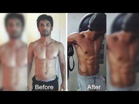 Thumbnail: Sushant Singh Rajput's Workout Video PROVES His Raabta Transformation
