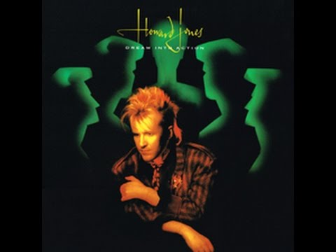 Things Can Only Get Better Howard Jones 1985