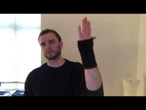 How I treated my Cubital Tunnel Syndrome