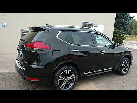 2017 Nissan Rogue SL in Fort Collins, CO 80525