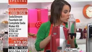 SodaStream Fountain Jet Complete Soda Maker Kit with Nat...