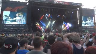 Rise Against - Ready To Fall (Rock am Ring 2015)