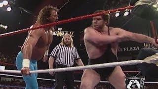 WWE Legends of WrestleMania - EXTRA Movie Theatre Cinemantics Jake Roberts vs. Andre The Giant