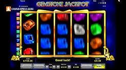 Gemstone Jackpot Spielautomat kostenlos spielen