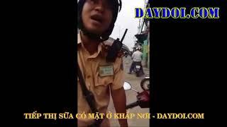 CSGT Đắk Lắk dừng xe trái phép và để bảo kê đánh người không vi phạm