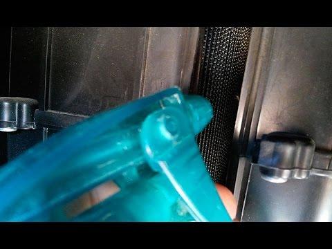 Как самостоятельно почистить кондиционер в Авео