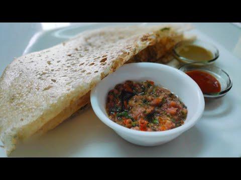 चावल के आटे का चीला, Chawal Ke Aate Ka Chila Recipe, Rice Flour Chila Recipe