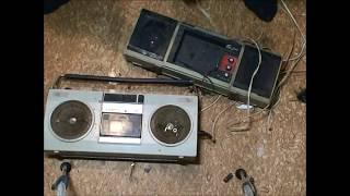 скифское золото-разбор магнитофонов