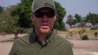 Nick's Wild Ride in Namibia - Presented by Aimpoint