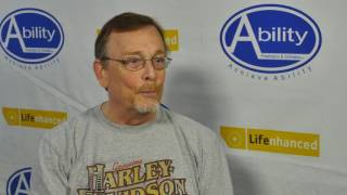 Ability Prosthetics - Client Testimonial (Brian Butters)