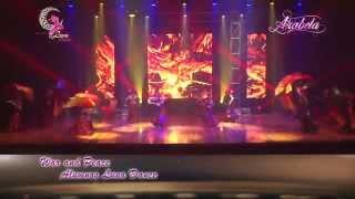 DANZAS ÁRABES PERÚ-LUNA DANCE,SHOW ARABELA 2014
