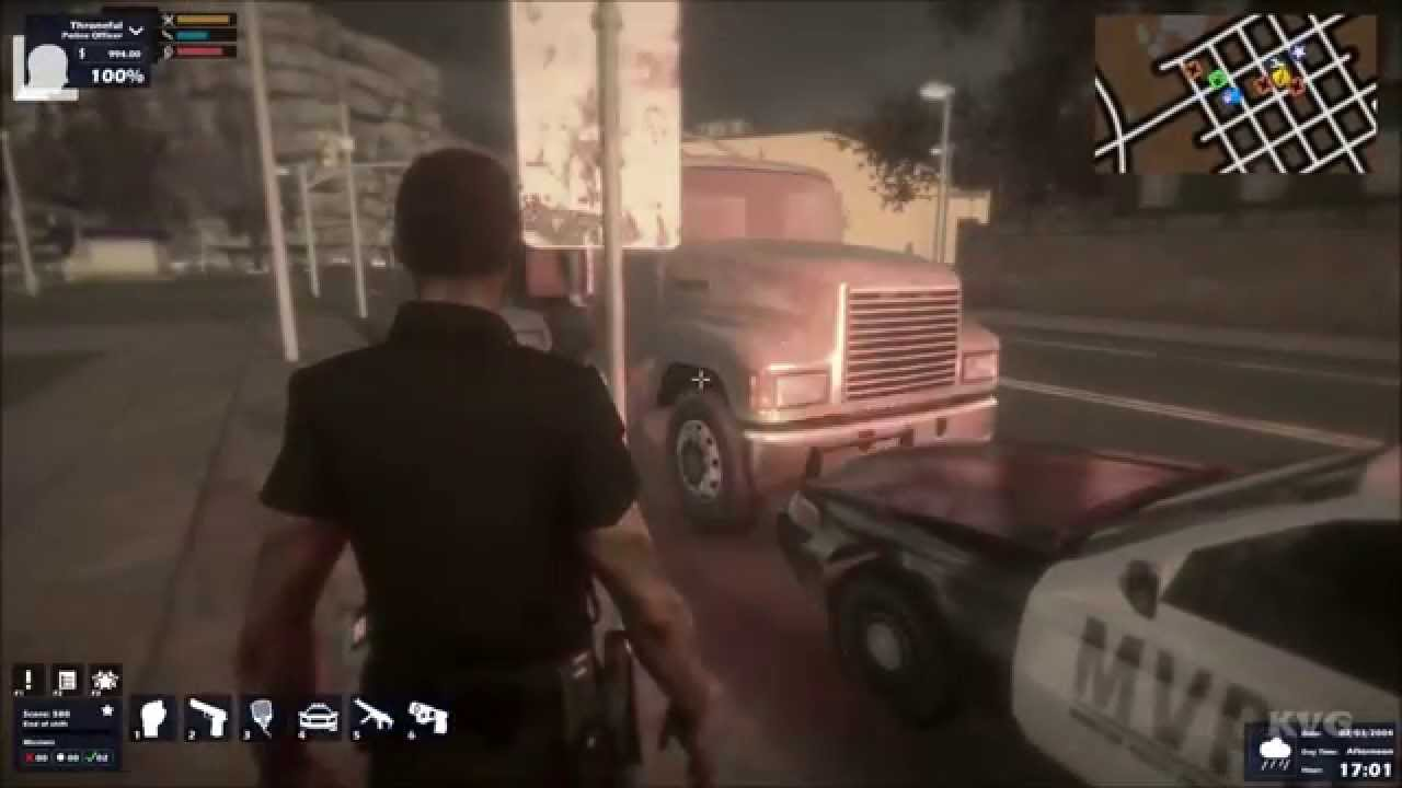 enforcer crime gameplay pc hd 1080p